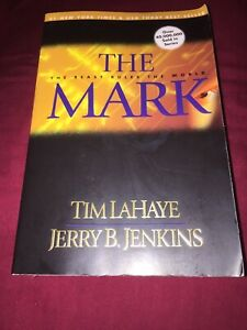 The Mark: The Beast Rules the World (Left Behind No. 8) - Paperback - VERY GOOD