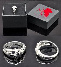 New Neon Genesis Evangelion EVA Spear of Longinus Ring Cosplay Gift