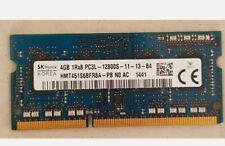 SK Hynix 4Go/GB RAM PC3L-12800/DDR3L 1600 MT/s