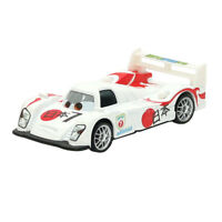 Mattel Disney Pixar Cars 2 SHU TODOROKI Metal 1:55 Diecast Toy Vehicle Loose New