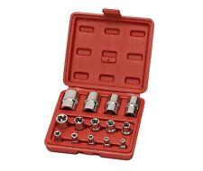 SWV Torx E- Profil Steckschlüsseleinsätze ( außen Torx Nüsse) 14-Teilig  8407033