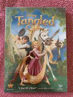 "BRAND NEW & SEALED!! Disney's ""Tangled"" (DVD, 2011) Widescreen."
