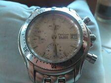 orologio cronografo Philip watch sealander sub 200metri con scatola seminuovo