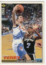 figurina CARD BASKET NBA 1995 NEW numero 30 DANNY FERRY