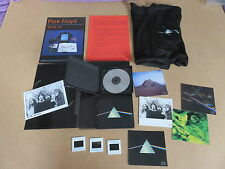 PINK FLOYD The Dark Side Of The Moon XX ORIGINAL UK PROMO ONLY BOX SET & T SHIRT