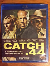 NEW Catch .44 Blu-ray Crime Thriller Bruce Willis Forest Whitaker Malin Akerman