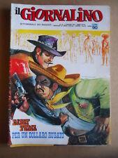 GIORNALINO n°23 1972 Jim Lacy Gino D'Antonio [G553]*