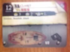 Pirates Fire & Steel #076 Claret Pocketmodel CSG