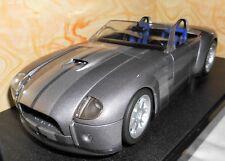 Shelby Cobra 2005 argent Gray-met 1 18 les-Cast Model HOTWHEELS g7220, NOUVEAU & NEUF dans sa boîte