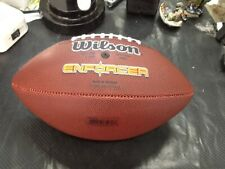 Wilson Nfl Junior Size Enforcer Tackified Wtf1679