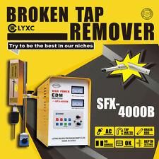 1 Set EDM Broken Tap Remover Spark Erosion Machine Tap Buster Bolt Extraction