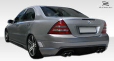 2001-2007 Mercedes C Class W203 Duraflex W-1 Rear Bumper-1PC Body Kit