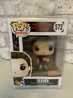 Funko Pop Stranger Things Eleven with Eggos (572) Box Lunch Exclusive NEW VINYL