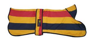 Pet Dog Greyhound Bedding Warm Winter Double fleece Red,Black,Yellow Snood Coats