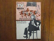 Jan 18-1976 Lancaster Pa TV Maga(SHIRLEY MacLAINE/HECTOR ELIZONDO/FARRAH FAWCETT