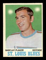 1970 O-Pee-Chee #99 Barclay Plager  EXMT/EXMT+ X1627920