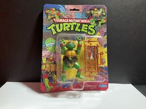 1988 Teenage Mutant Ninja Turtles Raphael Fan Club Tmnt MOC Action Figure
