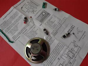 'Sound Generator'  Kit ~ Quasar Electronics ~ 4 x Train Sounds