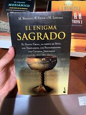 El Enigma Sagrado/ the Holy Blood and the Holy Grail (Spanish Edition) by Bai…