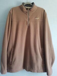 Mens 1/4 zip fleece Size XXL. Gelert. Excellent condition