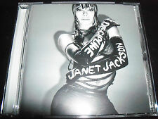 Janet Jackson Discipline (Australia) CD – Like New