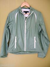 NWT Sunice Storm Pack Fletcher Golf Breaker Green Jacket Convertible Vest S $168