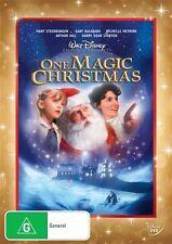 ONE MAGIC CHRISTMAS R4 DVD New & Sealed DISNEY