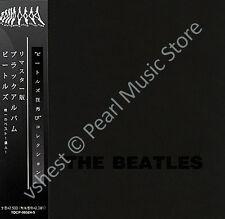 BEATLES THE BLACK ALBUM 2 CD MINI LP OBI 28 page booklet Harrison Lennon Starr