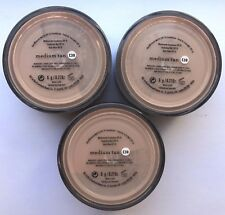 Bare Escentuals BareMinerals Foundation MATTE Medium Tan C30 6g XL <PACK OF 3