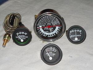John Deere Tractor Gauges Set Kit for ->50,60,70,520,530,620,630,720,730 ne