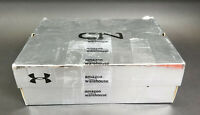 Under Armour UA C1N MC Football Cleats Size 14  Black/Silver 3000175 001 New