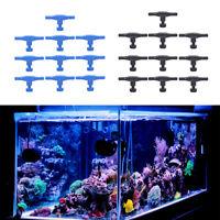 10 aquarium Durchflussregelventil Aquarium für 4 / 6mm Airline ZP
