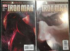 Iron Man Directeur de Shield #27-28 Set NM- 1er Imprimé Marvel Bande-dessinée