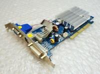 Sparkle GeForce 6200 256MB SP-AG44DH DDR / VGA / DVI AGP Graphics Card