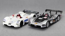 Lote BMW V12 LMR (Ninco) + Auri R8R (Carrera)