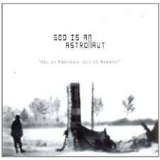 "GOD IS AN ASTRONAUT ""ALL IS VIOLENT ALL IS BRIGHT"" CD NEUWARE"