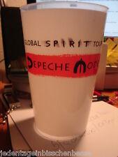 DEPECHE MODE Konzert Becher 0,5l Global Spirit Tour 2017 Köln