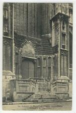 AK Leuven, Löwen, Louvain, Portail de l´Eglise Saint-Pierre 1915