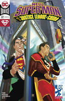 New Super Man and the Justice League of China #22 Comic Book 2018 - DC NM