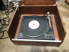 Garrard SL 95b Turntable Review 1971 1 page,Rare Info!