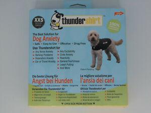 THUNDERSHIRT DOG ANXIETY JACKET FOR XX-SMALL DOGS S GRAY