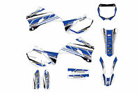 Yamaha YZF250-450 06-09 GRAPHIC KIT STICKERS YZ250F YZ450F 2006/2009 DECAL KIT
