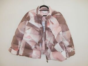 Escada Sport women's size 42 pink new with tags jacket