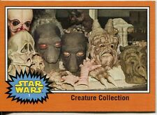 Star Wars JTTFA Behind The Scenes Chase Card BTS-1 Creature Collection