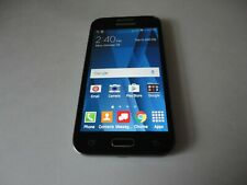 Samsung Galaxy Core Prime 8GB Charcoal Gray SM-G360V Verizon Prepaid Very Good