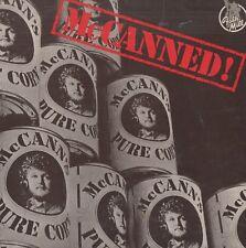 Jim McCann - 'McCanned' 1972 UK Polydor LP. Ex!