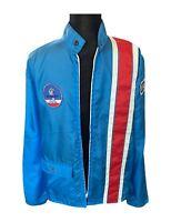 Shelby Cobra Racing Jacket Vintage Racing Jacket Shelby Jacket Men's Medium