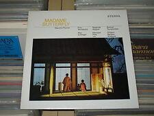 Puccini-LP Madame Butterfly, Berliner barbuto-Berislav Klobucar/eterna