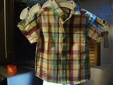 La compagnie des Petits chemise 18 mois garçon