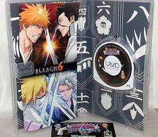 Bleach 6 - Heat Your Soul GIOCO USATO OTTIMO SONY PSP EDIZIONE JAP VBCJ 53070